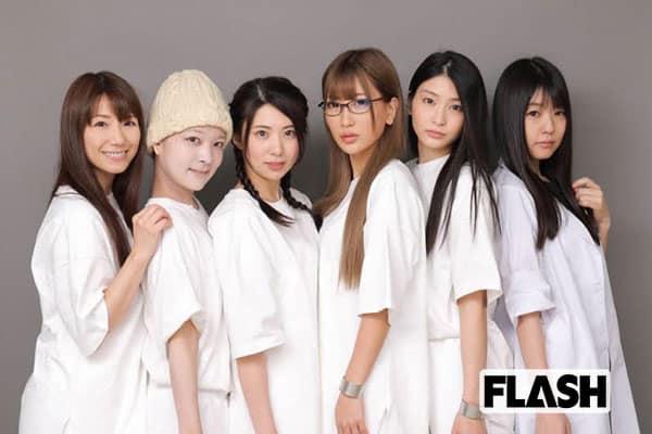 セクシー女優6人が舞台に挑戦して学んだ「やっぱり生は違うわ!」