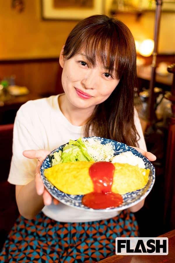 脇田唯「最愛の純喫茶グルメ」東京・新宿のオムライス