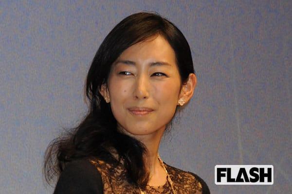 木村多江「しゃもじ顔」で整形を考えるも高すぎてやめた