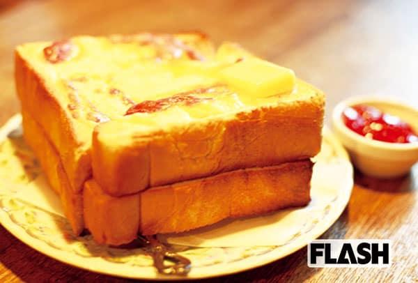 脇田唯「最愛の純喫茶グルメ」北海道・札幌のチーズトースト