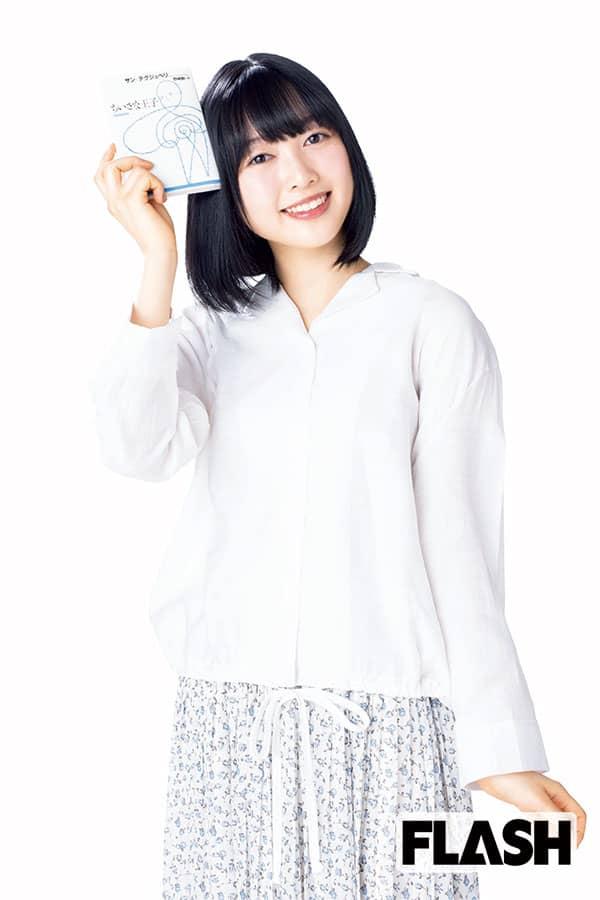 【乃木坂文庫】北川悠理と一緒に過ごす、この夏の1冊