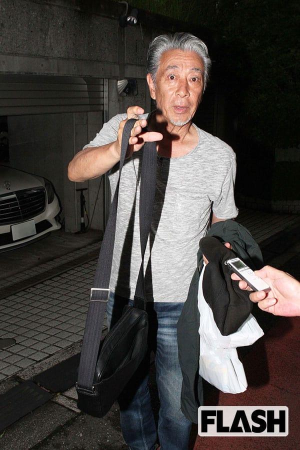 当て逃げ報道の高田純次「免許返納を考えないとね」