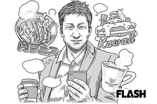 スカパーで活躍した住商マン、独立して「肉フェス」仕掛ける