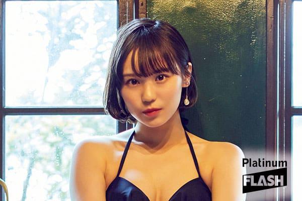 HKT48 豊永阿紀 『君想ふ刻 月満ちる』