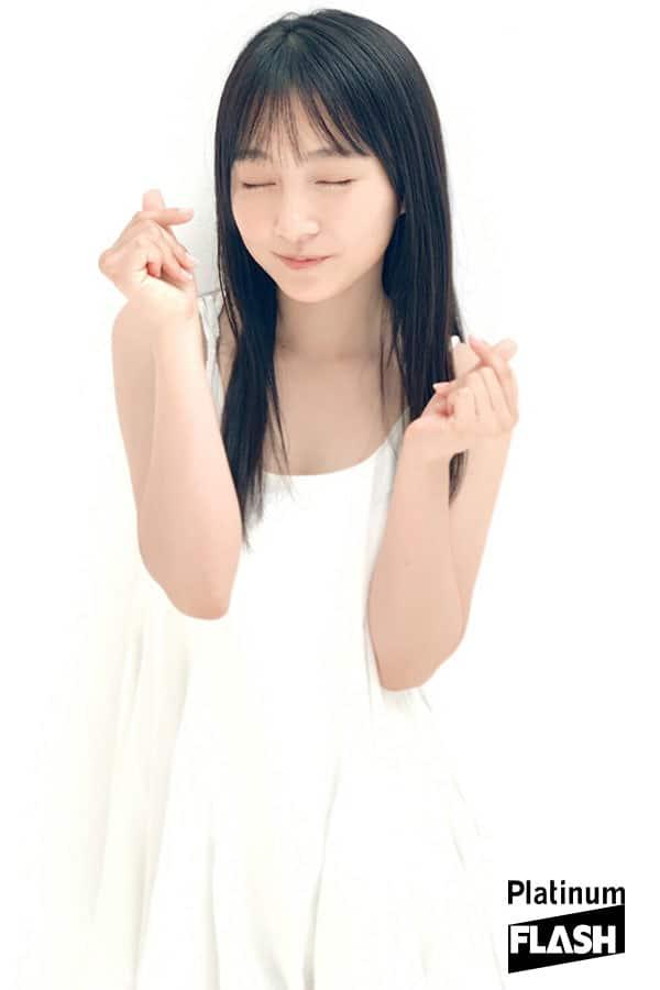 NMB48 山本彩加【オフショット】Platinum FLASH Vol.10