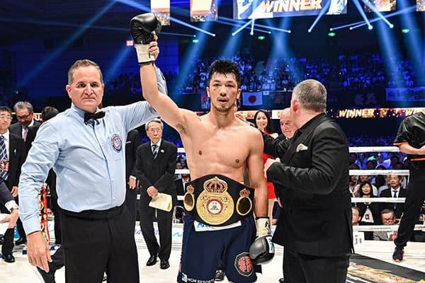 村田諒太、2回TKOでブラントに雪辱!