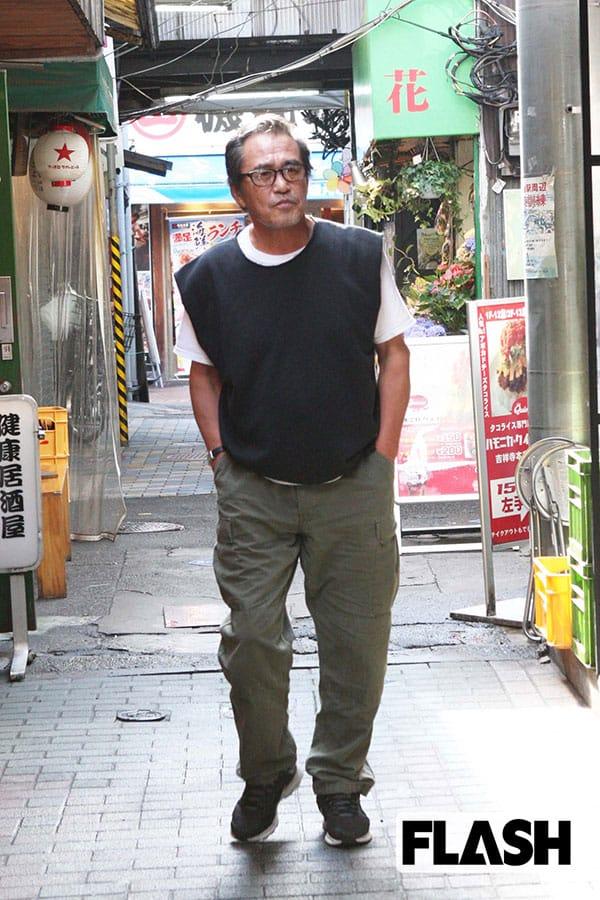 片桐竜次の「JR中央線愛」盟友・松田優作と語り明かした店は…
