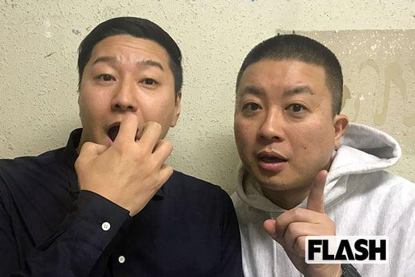 チョコプラ長田の秘密を相方・松尾が暴露「最高月収400万」