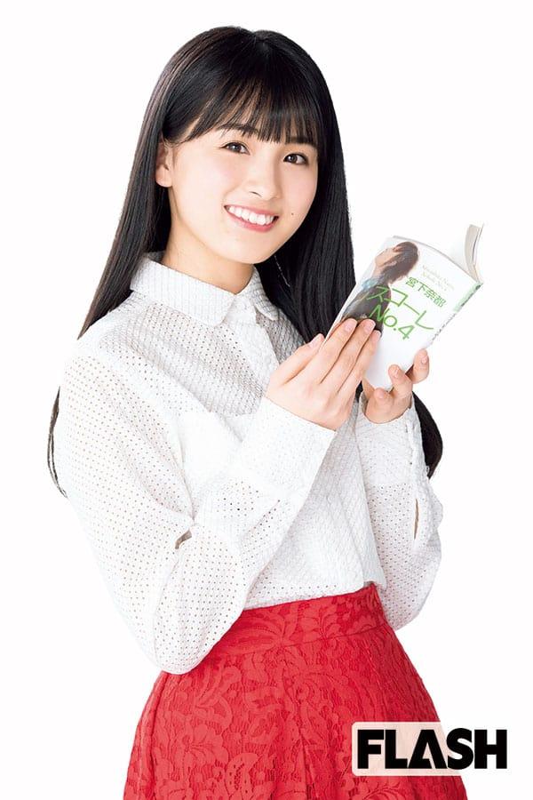 【乃木坂文庫】大園桃子と一緒に過ごす、この夏の1冊