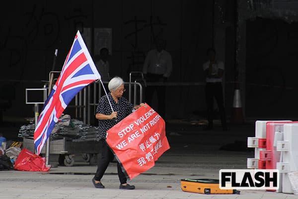香港デモ「民主化への思い」をポスターで見て、感じよ