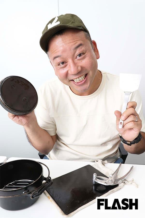 バイきんぐ西村の「ソロキャンプ俺流儀」たき火って最高!