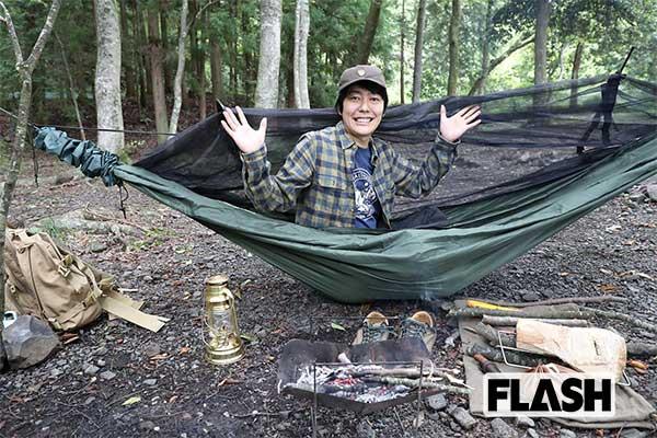 うしろシティ阿諏訪の「ソロキャンプ俺流儀」時間をかける贅沢