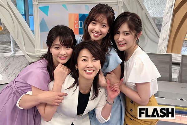 佐々木明子の「身過ぎ世過ぎ」新人3人娘にアナウンサー訓練
