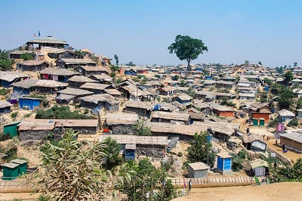 【下川裕治の隣のアジア】バングラデシュ世界最大の難民キャンプ