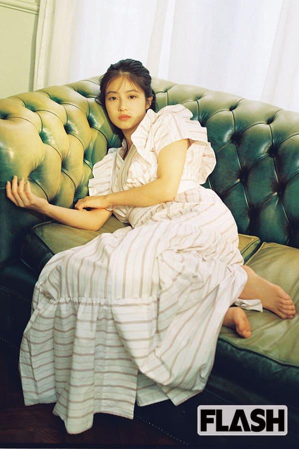 今田美桜、『セミオトコ』で披露する博多弁は「怒ると出ちゃう」