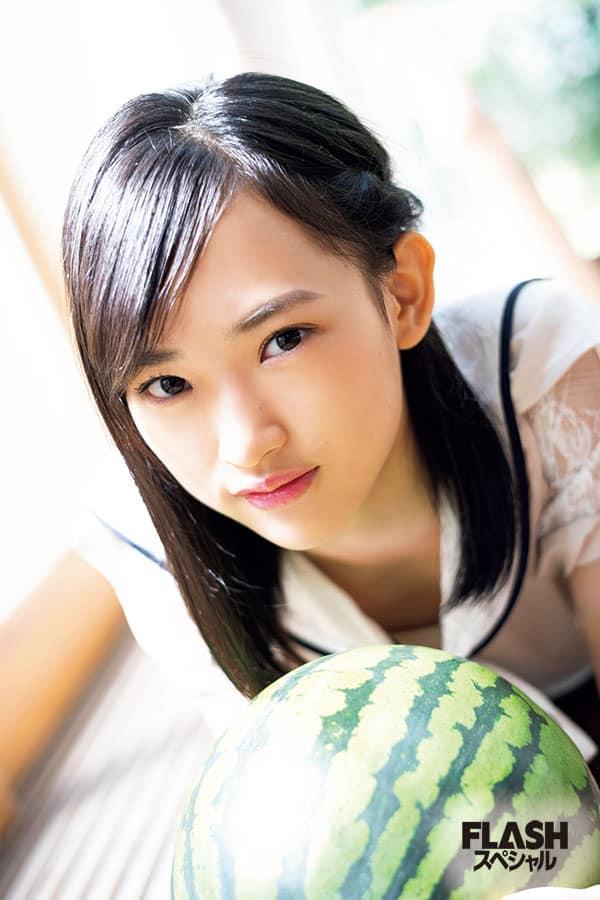 AKB48 Team8愛知県代表「歌田初夏」 夏とスイカと君の夢