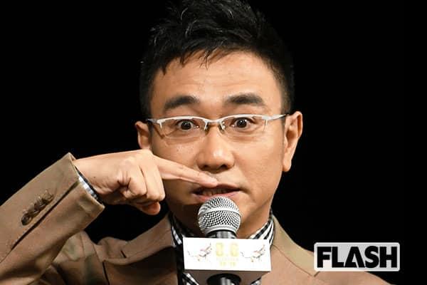 八嶋智人「メガネキャラは自分だけ」後輩にメガネかけるなと圧力