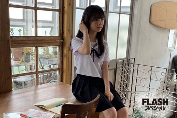乃木坂46 筒井あやめ【オフショット】FLASHスペシャル グラビアBE…