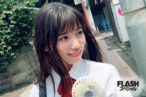 日向坂46河田陽菜【オフショット】FLASHスペシャル グラビアBEST…