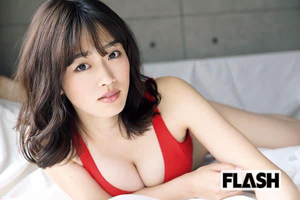 清水綾乃「F美乳、赤から見るか黒から見るか」
