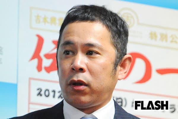岡村隆史、吉本入り秘話を語る「矢部が書類を出してなくて…」