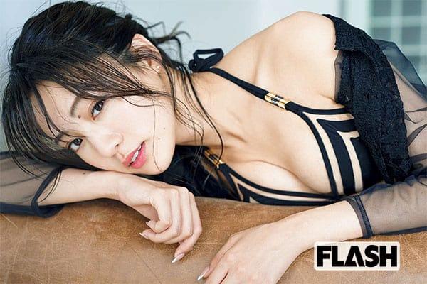 志田友美、真夏の撮影対策は「虫に刺されないように(笑)」
