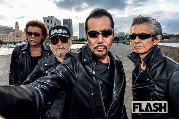 ギターのJohnnyが明かす「横浜銀蝿」37年ぶり再結成の舞台裏