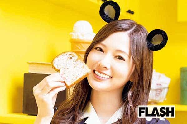 乃木坂46 白石麻衣「マウスダイナーへようこそ!」