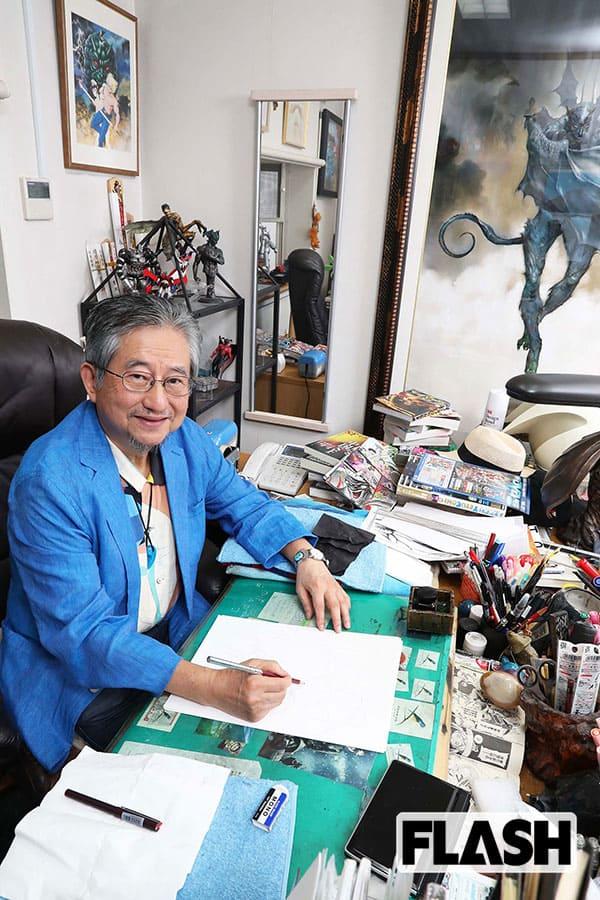 永井豪が語る『デビルマン』戦争の真実を凝縮して描いた