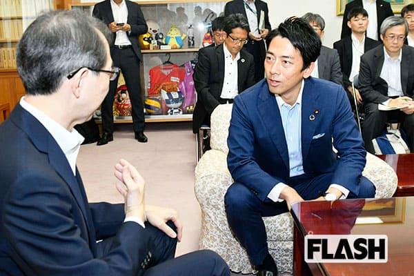 小泉進次郎、環境大臣は針のむしろ「成果なければ飼い殺し」