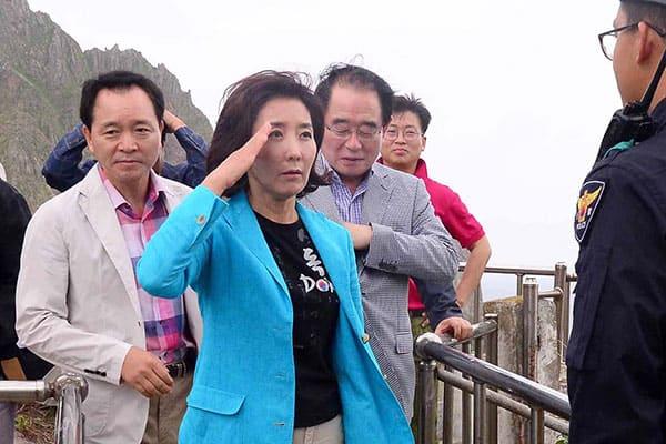 親日派と噂の「韓国のジャンヌ・ダルク」に竹島上陸の過去