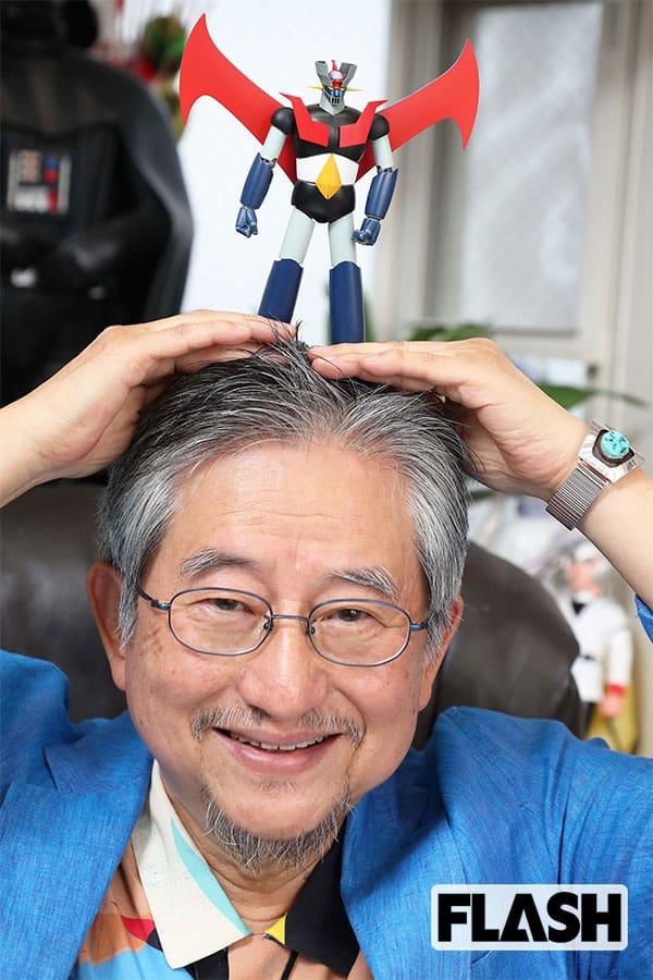 永井豪、超合金を語る「マジンガーZの目を光らせたかった」