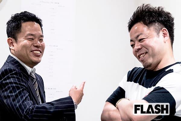 ダイアン津田が九死に一生体験「鉄の足場で漫才して感電」