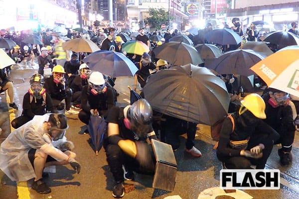 香港デモで市民が震える「ジャッキー・チェンの呪い」