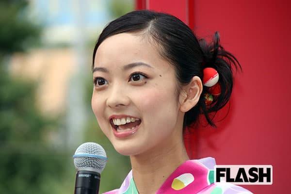 『ドクターX』でデビュー「川瀬莉子」上京当初は人の多さに驚く