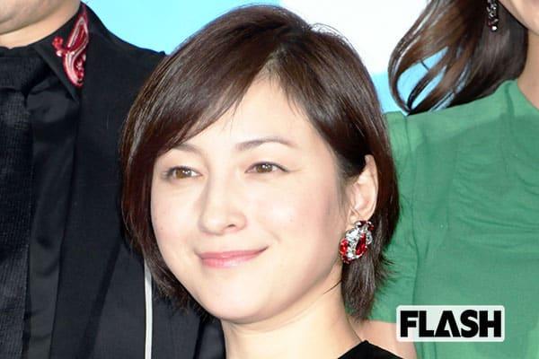 広末涼子、さんまに「老化して丸くなった」と指摘する