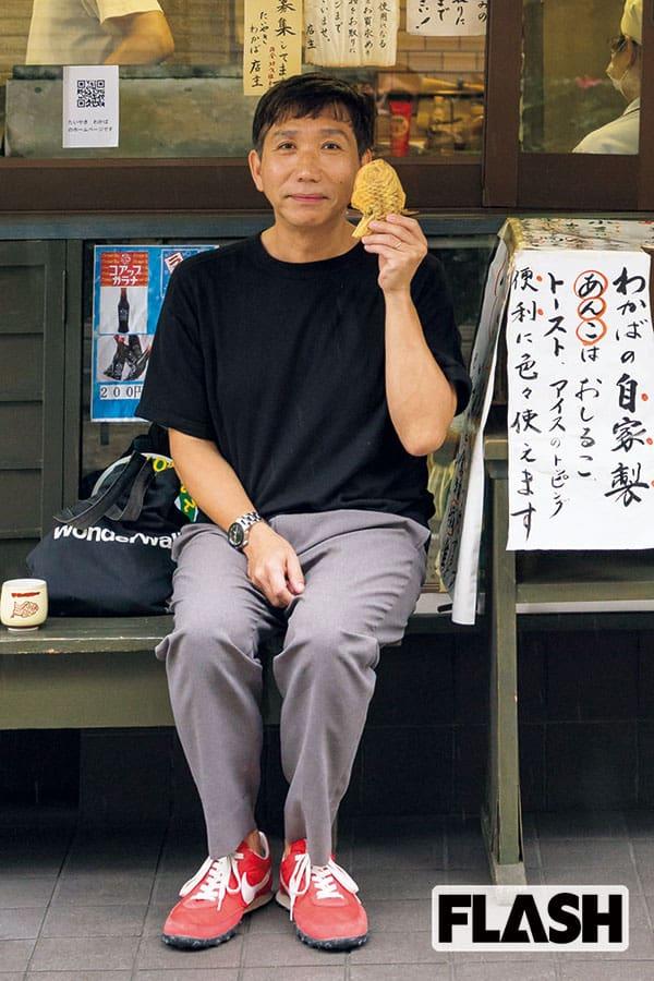 梶原善「おもしろいことをやれ」三谷幸喜に誘われた役者人生