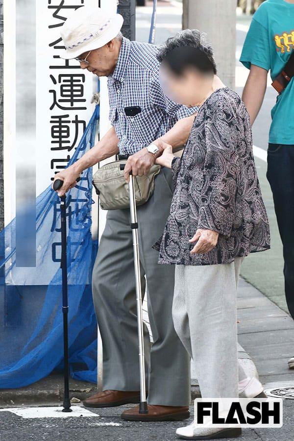 上級国民・飯塚幸三容疑者、本誌直撃に「体調はよくないです」