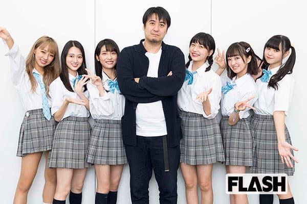 青春高校アイドル部が語る「テレ東・佐久間P」雲の上すぎて(笑)