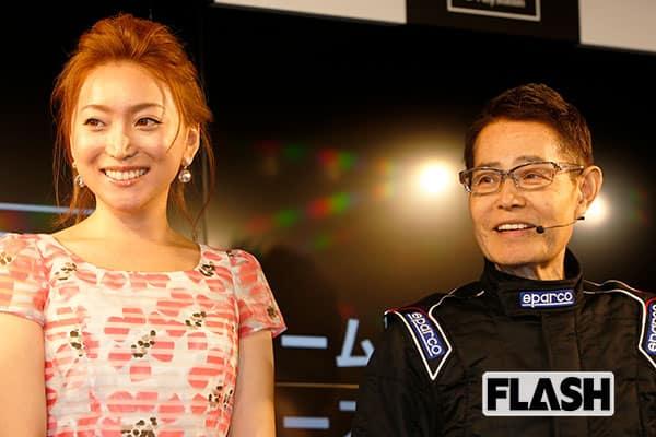 加藤茶、45歳年下の妻と付き合う前、女子アナと交際の過去