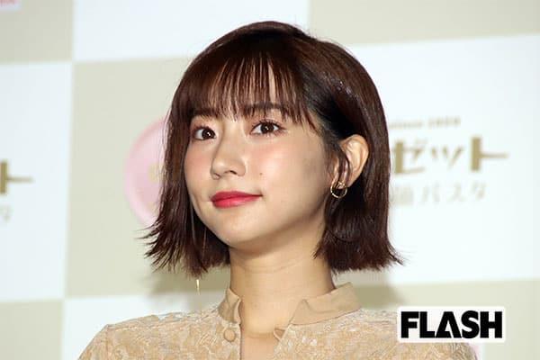 グラビア休止発表の武田玲奈、今後は「女優として頑張る」