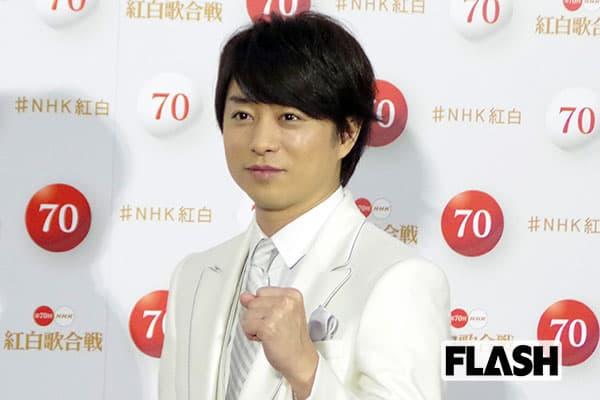 紅白・白組司会の櫻井翔「去年の興奮をまた味わいたい」