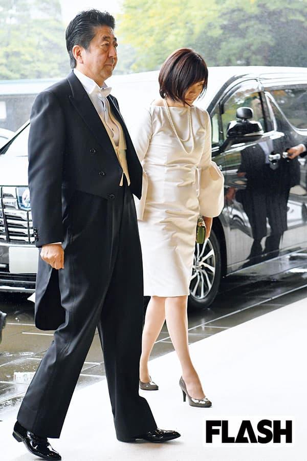 即位礼正殿の儀で波紋「昭恵夫人」朝から着物を着ればよかった