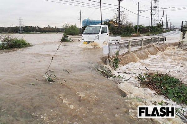千葉はまたも大水害「殺人台風」本州直撃は「あと3年続く」