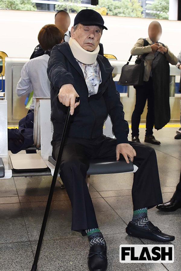 高山清司若頭、シャバ帰還の晴れ着は「総額90万円」