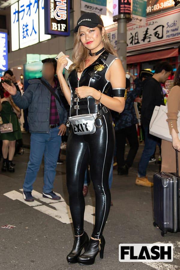 渋谷のハロウィンを占拠した「美人コスプレイヤー」一挙出し!