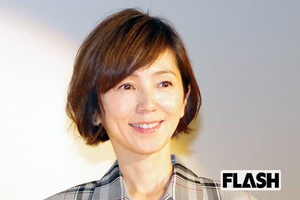 渡辺満里奈、夫の名倉潤とは「老夫婦みたいな会話を」