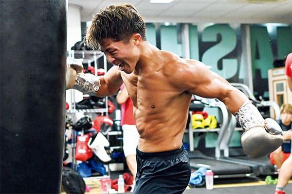 井上尚弥、WBSS決勝のドネア戦で、見せろ「稲妻拳」