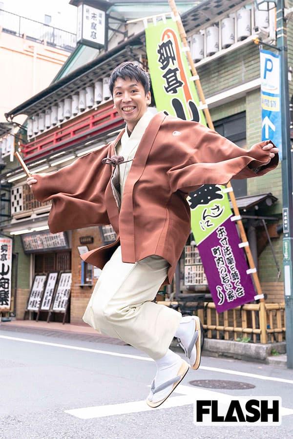 『笑点』出演の立川晴の輔「昇進祝いは泣く泣く自腹のうな重」