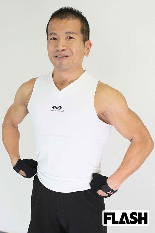 『TEPPEN』のベンチプレス弁護士、体脂肪率7.5%の秘密を告白